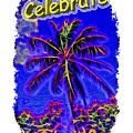 Festive Palm by John M Bailey
