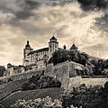 Festung Marienberg Wuerzburg Germany by Gerlinde Keating - Galleria GK Keating Associates Inc