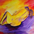Fetal Position by Donna Blackhall
