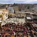 Fez Morocco by Liz Pinchen