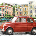 Fiat 500 Classico by Michael Doyle