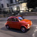 Fiat 500, Italy by David Ortega Baglietto