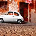Fiat 500 by Valentino Visentini