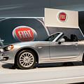Fiat 124 Spider by Robert VanDerWal