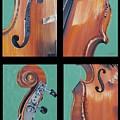 Fiddle Quartet by Emily Page