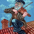 Fiddler On The Roof. Op2608 by Victor Molev