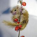 Field Mouse by Jennifer Zhao