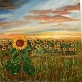 Field Of Dreams by Fatema Ansari