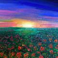 Field Of Light by Deb Wolf