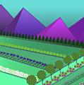 Fields Of Dreams by Barefoot Bodeez Art