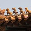 Fierce Guardians Of The Forbidden City by Carol Groenen