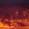Fiery Clouds by Michal Boubin