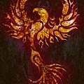 Fiery Phoenix by Robert Ball
