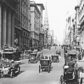 Fifth Avenue And East 34th Street New York City 1907 by Padre Art