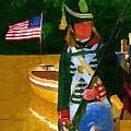 Fight For His Country by Deborah Selib-Haig DMacq