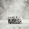 Fighting Through The Smoke by Rainbeau Decker