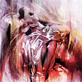 Figurative Art 004-b by Gull G