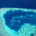 Fiji Aerial by Doug Cameron - Printscapes