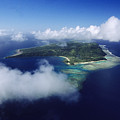 Fiji Aerial by Larry Dale Gordon - Printscapes