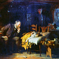 Fildes The Doctor 1891 by Granger