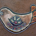 Filigree Bird by Arline Wagner