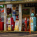 Filling Station by Jon Burch Photography