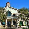 Fillmore City Hall by Michael Gordon