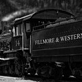 Fillmore-western Steam Train by William Havle