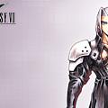 Final Fantasy Vii by Dorothy Binder