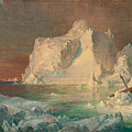 Final Study For The Icebergs by Celestial Images