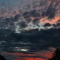 Final Sunset Fling by Kathryn Meyer