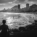 Fine Art Copacabana Rio De Janeiro, Brazil by Alexandre Rotenberg