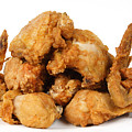 Fine Art Fried Chicken Food Photography by James BO  Insogna