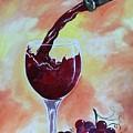 Fine Wine by Elizabeth Hazelet