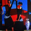 Finger Dance by Ihab Bishai