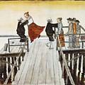 Finnish Symbolist Painter by MotionAge Designs