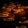 Fire Abstract  by Prar Kulasekara