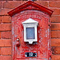 Fire Alarm Box No. 12 by Richard Mansfield