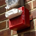 Fire Alarm Horn And Strobe by Ben Schumin