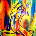 Fire And Gold by Helena Wierzbicki