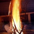Fire by Ash Soomro-Irani
