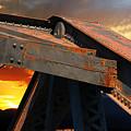 Fire Bridge by Melvin Kearney
