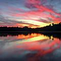 Fire Clouds by Rick Mann