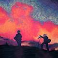 Fire Crew by Joshua Morton