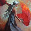 Fire Dance by Anna Rose Bain