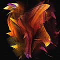 Fire Dance by Iris Gelbart