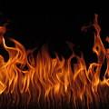 Fire Dancers by Virginia Halford