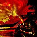 Fire by Don Barrett