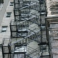 Fire Escape by Kenna Westerman