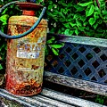Fire Extinguisher by David Matthews